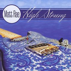 Matt Rae - Highstrung, Yellow