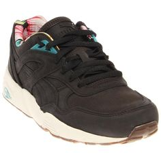 Puma R698L MMQ Tropicalia Men's Shoes Black Floral 357466-01 *** Insider's special review you can't miss. Read more  : Mens shoes sneakers