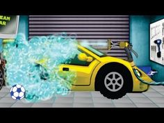 car wash and spa part 3 car wash games for kids video for children