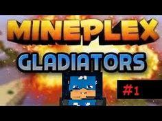 Minecraft Gladiators #1