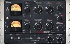 Fairchild® 670 Compressor Plug-In -   Exacting Emulation of the 'Holy Grail' In Variable Mu/Tube Limiting -   In studio gear esoterica, the two-channel Fairchild 670 is the 'Holy Grail' of hardware compressors. Universal Audio went to great lengths to capture the unique and sublime sonics of this famous Variable Mu/Tube limiter — while simultaneously eliminating its 65 lb. girth, 14 transformers, 20 vacuum tubes, and $30,000 vintage-market price tag.