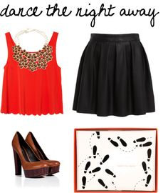 """""""dance the night away"""" by mangosarah on Polyvore"""