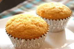 Famous Dave's cornbread muffin recipe. I've been craving this so I looked it up and pinned it myself :)