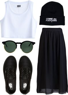 """comme des fuckdown"" by thepolyvorecollection on Polyvore"