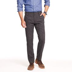 "Why is it next to impossible to find a wool tweed pant with an 18"" ankle? Seriously, someone please do this?"