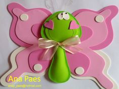 Atelie Ana Paes: Apliques borboleta!