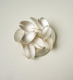 butterfly brooch - Kayo Saito