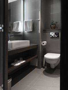 Airport Hotel, Stavanger, Toilet, Bathroom, Projects, Washroom, Log Projects, Flush Toilet, Blue Prints
