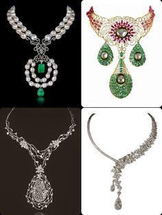 How To Dazzle On Your Wedding Day With Jewelry by Minawala #jewelry #wedding #diamonds