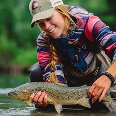 Kayak Fishing Women Trout fishing is a fun and rewarding hobby Trout Fishing Lures, Crappie Fishing Tips, Kayak Fishing, Fishing Girls, Fishing Life, Fishing Humor, Fishing Quotes, Kayaking Tips, Fishing Adventure