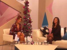 """A MINHA IDA AO PROGRAMA """"MAIS MULHER"""", Blogue A Mulher é que Manda  www.amulherequemanda.com"""
