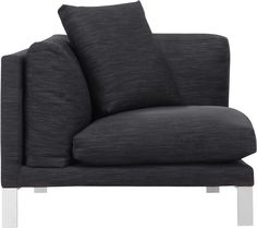 Newman hjørnestol. Fåes i flere farger og kvaliteter. Dimensjoner: L97 x H68 x D97 x setehøyde 42cm. Kr. 12.660,-