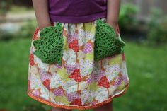 doily pockets