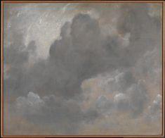 John Constable 'Cloud Study', 1822