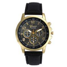 >> Click to Buy << Watch Women Erkek Kol Saati Unisex Casual Geneva Faux Leather Quartz Analog Wrist Watch Relojes Hombre 2017 Wholesale #5052006 #Affiliate