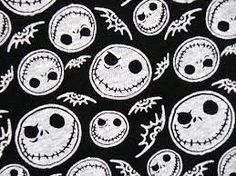 Image result for cotton baby knit fabric nightmare before christmas
