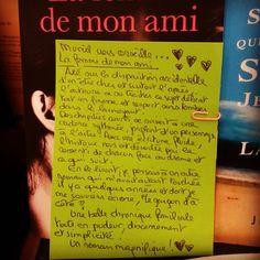 La femme de mon ami de Polly Dugan @pressesdelacite  Coup de coeur @murielgodefroi Cultura Trignac  #libraires #coupdecoeurlitteraire #lespetitsmotsdeslibraires