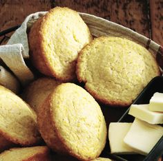 Evoke childhood Sunday night dinners with this down-home fresh-baked cornbread recipe. Find it at Chatelaine.com!