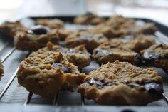 Biscuits SG aux pépites de chocolat et pois chiches Agaves, Muffins, Lentils, Great Recipes, Cookies, Julie, Breakfast, Desserts, Finger Foods
