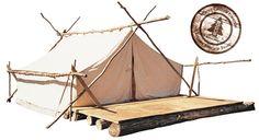 Woods Standard Prospector Tents