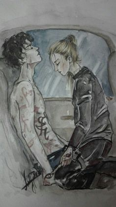 The Dark Artifices, Shadowhunters Clary And Jace, Julian Blackthorn, Lord Of Shadows, Lady Midnight, Cassandra Clare Books, Cassandra Jean, Cassie Clare, Fanart