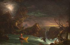 Thomas Cole, The Voyage of Life: Manhood