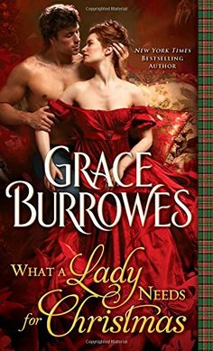 What a Lady Needs for Christmas (MacGregor Series) by Grace Burrowes http://www.amazon.com/dp/1402278810/ref=cm_sw_r_pi_dp_K-Rwub0X9S8AF