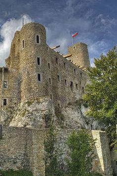 Castle Bobolice, Poland