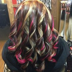 .OMG LOVE IT! Next hair color! (: