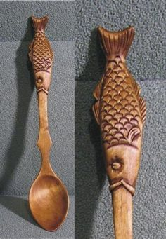russian spoons-pleasing appetite (Carving Spoons )