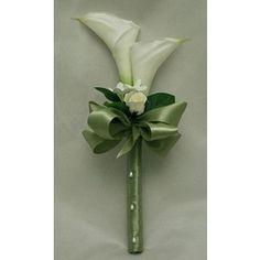 single calla lily bouquets for bridesmaids - Google Search