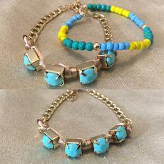 #zoecreations #jewelry #pr #bracelets #pulseras