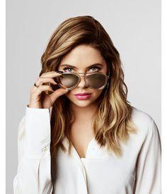 d03ee5f3f9e CLYDE Bonnie Pico Round Sunglasses