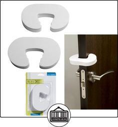 ORYX 5520010 Protector Oryx Anticierre Puertas/ventanas (Blister 2 piezas) -  ✿ Seguridad para tu bebé - (Protege a tus hijos) ✿ ▬► Ver oferta: http://comprar.io/goto/B00MDJZ0LA