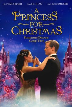 I missed Hallmark's 2011 movie, A Princess for Christmas. Hopefully, I'll get to see it one day soon. #hallmark #Christmas #princesses