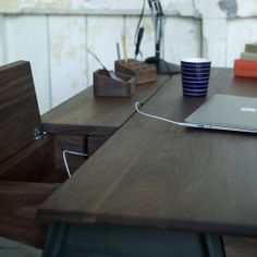 HAUS - Orson Desk by Matthew Hilton