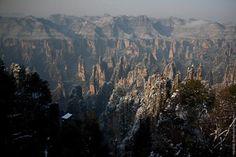 Приглашаю в зимнее путешествие в горы «Аватара».