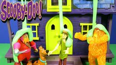 New Scooby-Doo Mystery Mansion  Slimed W Batman (Slime)Playset Unboxing ...