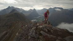 Wonderland beds is one of the sponsors of Romsdalseggenløpet - a mountain run over the Romsdalseggen ridge.