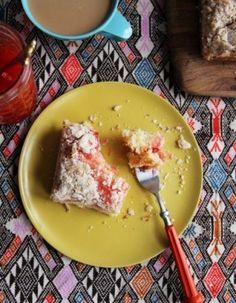 Strawberry Coffeecake | Red Star Yeast