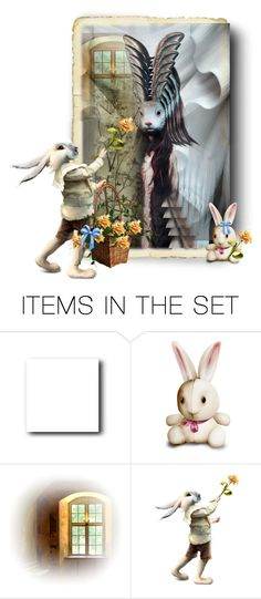 """""""Flower Offerings"""" by rainheartcreations ❤ liked on Polyvore featuring art"""