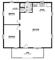 High Resolution 30 X 30 House Plans #2 - 20X30 House Floor Plans ...