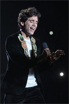 Mika X Factor Italia
