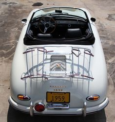 Wind in your hair. Sun on your face. It's the 1959 Porsche 356 and it is AWESOME! Check it out... http://www.ebay.com/itm/1959-Porsche-356-/111316199514?&_trksid=p2056016.l4276?roken2=ta.p3hwzkq71.bsports-cars-we-love #spon