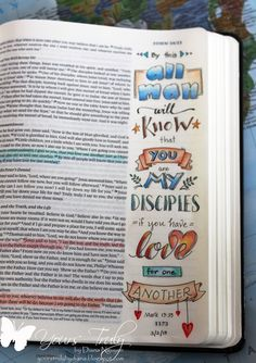Yours Truly: Bible Journaling