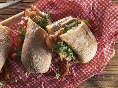 Italian Porchetta Sandwich from CookingChannelTV.com