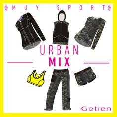 Urban by Getien