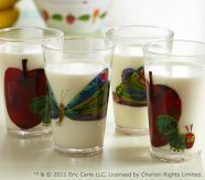 Might have to get these big girl cups for Maya - Eric Carle! http://pinterest.com/cleverclassroom/eric-carle/