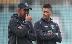 Michael Clarke was forced into another round of crisis management on Friday as he issued an angry denial to claims the David Warner affair only came to light after complaints from Shane Watson. Viv Richards, Shane Watson, David Warner, Denial, My Boys, Cricket, Super Cars, Ash, Australia