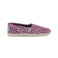 Shop for Tween TOMS Leopard Casual Shoe in Pink at Journeys Kidz. Shop today for the hottest brands in mens shoes and womens shoes at JourneysKidz.com.The TOMS Classic Slip-On has been adapted for little feet. Includes the classic TOMS elastic V for quick and easy on-off, suede insole with rubber cushioning, and a reinforced sole with added durability to support a kids active lifestyle. Pink leopard print canvas upper.